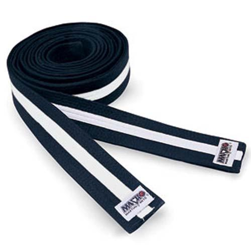 Macho Master Black Belt w/ Stripe